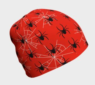 Aperçu de Come Into My Parlor Said The Spider To The Fly Beanie