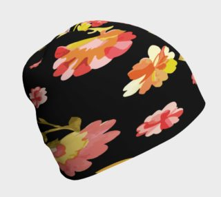 Another Lovely Floral Beanie preview