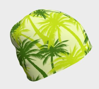 Tropical Jungle Beanie preview