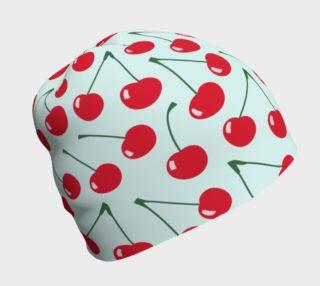 Cherry Cherry Bright Beanie preview
