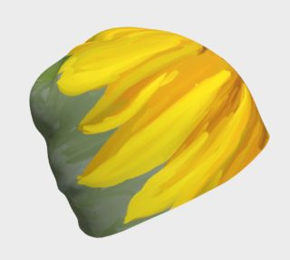 sunflower hat preview