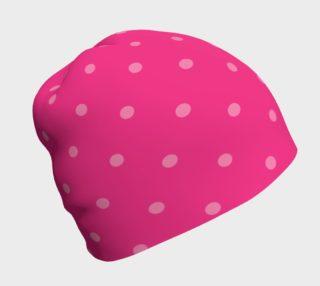 Aperçu de Wear Pink For Breast Cancer Awareness Beanie