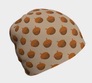 Aperçu de Pine-cones Beanie