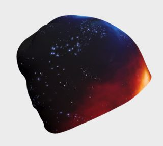 Deep Space Nebula Beanie by GearX preview