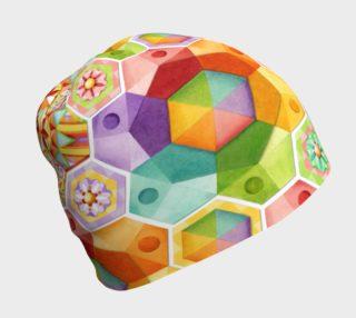 Aperçu de Circus Rainbow Hexagons