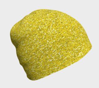 Aperçu de Gold Glitter Beanie Hat