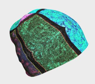 Nostalgia Stained Glass Beanie  preview