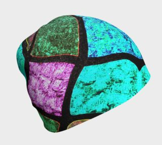 Nostalgia Stained Glass Beanie II preview