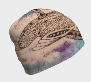 CANDICE FLIES HOME - COLOR BEANIE preview