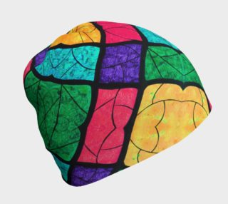 Nouveau Stained Glass Beanie II preview