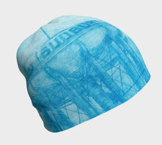 The Sudbury Water Tower Blue Beanie preview