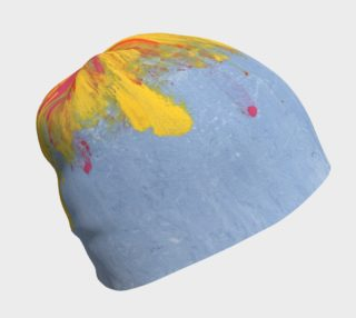 Aperçu de Blue Paint Hat $29