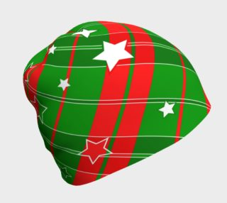 Christmas flannel pattern preview