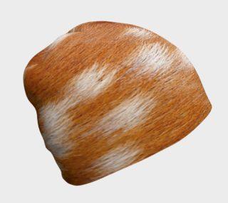 Fallow Fur beanie preview