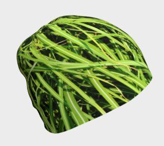 Grass camo beanie preview