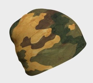 Grunged Green Camouflage preview