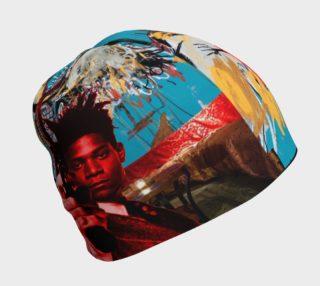 Morbid Hype Dirty Basquiat Beanie preview