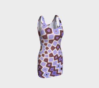 Purple Sunshine Dress preview