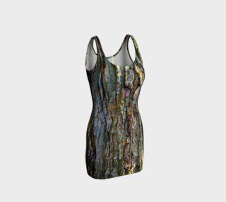Tree Bark BodyCon Dress preview