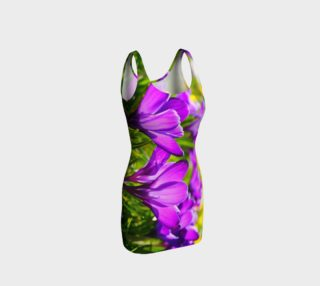 Welcome Sign Bodycon Dress preview