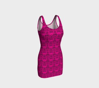 Glam Girl Bodycon Dress I preview