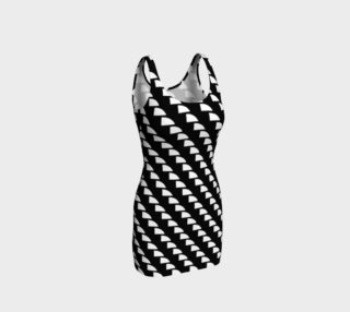 Movin' On Up Bodycon Dress preview