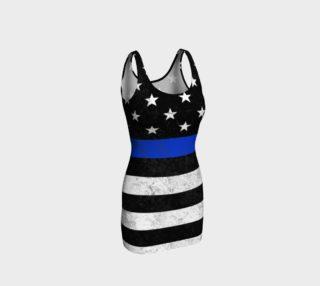 Aperçu de Those In Blue Bodycon Dress