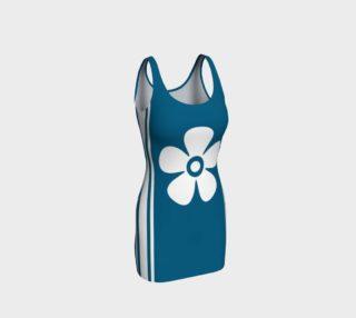 Aperçu de Flower Bodycon Dress