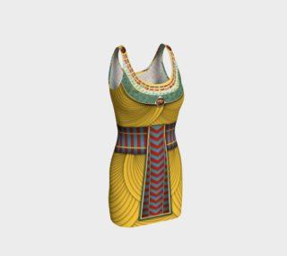 Egyptian Goddess Dress preview