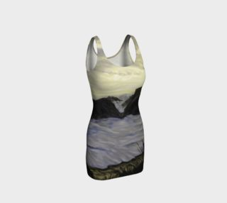 """Aperçu de """"Cusp"""" Bodycon Dress"""