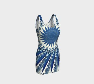 Aperçu de Mandala dream bodycon dress