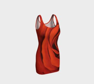 "Aperçu de ""Seeing Red"" Bodycon Dress"