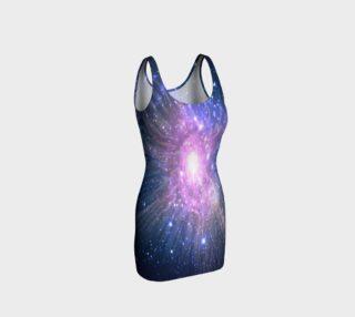 Blue Galaxy Bodycon preview