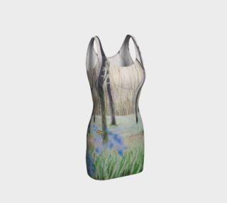 """Aperçu de """"Peace"""" Bodycon Dress"""