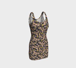 Aperçu de Rosy Garland Tube Dress