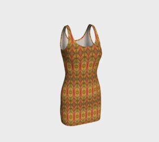 leaf brigade fitted dress preview