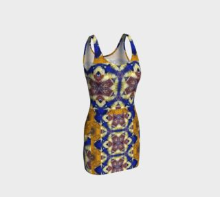 Busy Beehive Queen Bee Bodycon preview