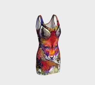 rainbow fox preview