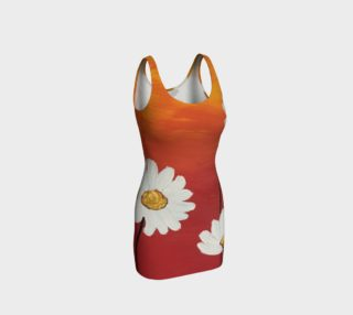 Aperçu de Daisy Sunset Bodycon Dress