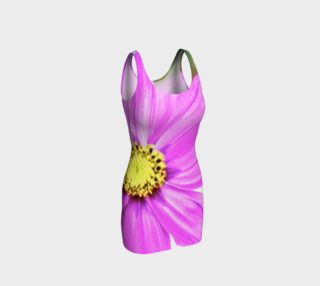 2 pink flower dress preview