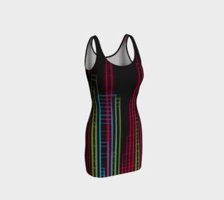 City Slicker Bodycon Dress preview