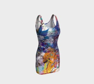 Happiness 2 Bodycon Dress preview