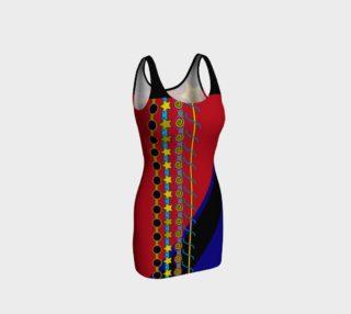 Starline Curve Hugging Dress preview