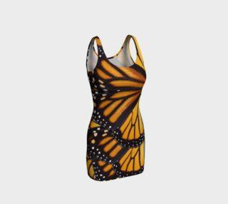 Aperçu de Mondo Monarch Butterfly Bodycon Dress