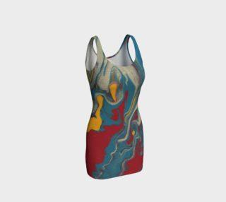 Flow Bodycon Dress preview