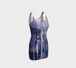 Aperçu de Matt LeBlanc Art Bodycon Dress - 004