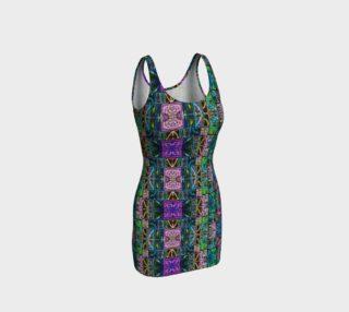 Amelia's Gemstone Garden Bodycon Dress III preview