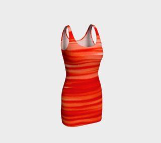 Scarlet Woman Bodycon Dress preview
