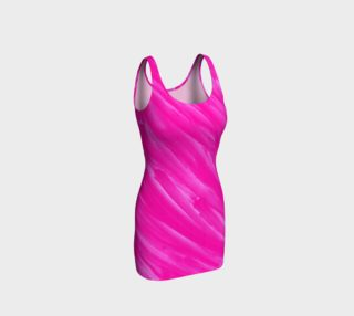 Hot Pink Happiness Bodycon Dress preview