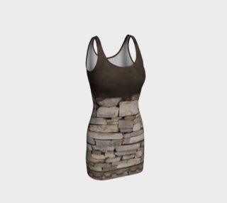 Aperçu de Textural Antiquities Herculaneum Five Bodycon Dress